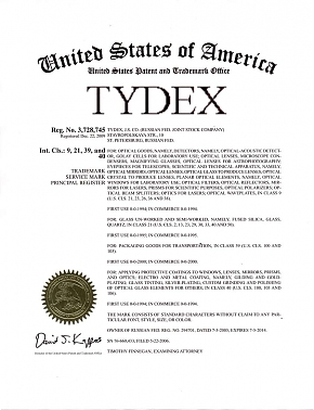 USA_Patent_Tydex