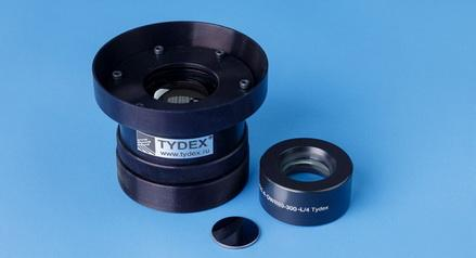 THz Objective Lenses