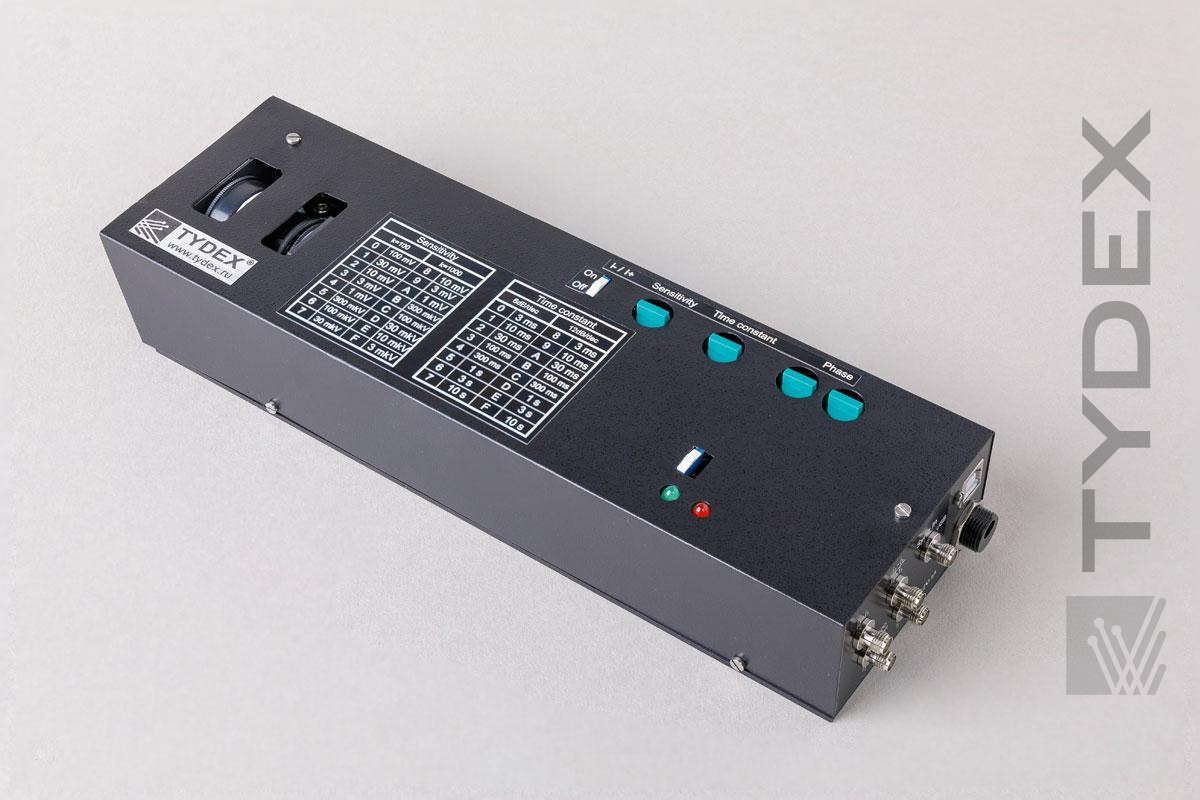 Tydex Thz Impulse Radiation Electro Optical Detector Operation Circuit And Specific